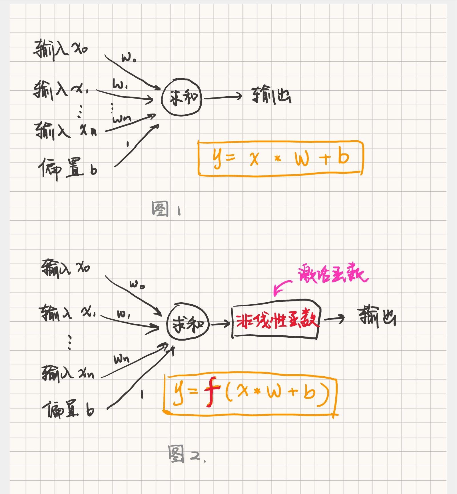 激活函数概念